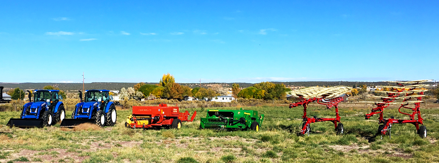 Tractors & Trailers & Farm Equipment