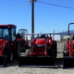 Tractors new Branson at D&D sales cortez colorado