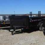 D&D Sales Cortez CO Dump Trailers and Gooseneck Trailers