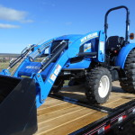 New Holland Tractor available now