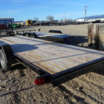 Innovative 22 x 82 Trailer Car Hauler Stock #15655