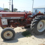 D&D Sales Cortez CO Used International Diesel Tractor 384