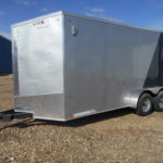 D&D Sales Cortez CO New Look Element 7X16 Cargo Trailer