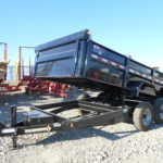 D&D Sales Cortez CO New Diamond T Trailer 83X14