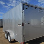 D&D Sales Cortez Co New Haulmark 7X16 Cargo Trailer