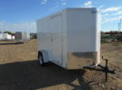 New Haulmark 6X10 Cargo Trailer Stock # 355603 Price: $2795