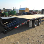 D&D Sales Cortez CO New Titan Trailer 8.6X30'