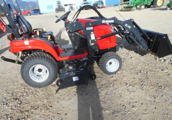 New Branson 1905H Tractor w/BL90 Loader and BM54 Mower
