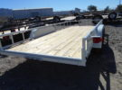 New Diamond T 83X16 Utility Trailer Stock # 20983 Price: $3495
