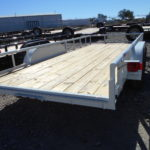 D&D Sales Cortez CO New Diamond T 83X16 Utility Trailer