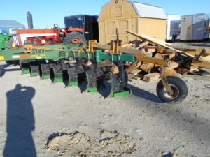D&D Sales Cortez CO Used Harrell 7 Bottom Switch Plow