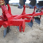 D&D Sales Cortez CO Used 4 Bottom White Spinner Plow