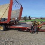 D&D Sales Cortez CO Used New Holland 1032 Bale Wagon