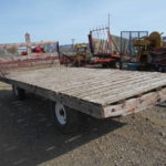 D&D Sales Cortez CO Used Wagon Gear with Flatbed
