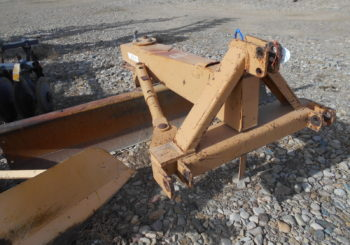 Used Wood RB 850 8′ 3-Point Blade Stock #498