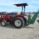 D&D Sales Cortez CO Used '05 Branson 4720 Tractor
