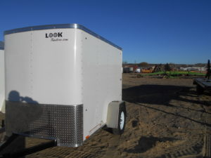 D&D Sales Cortez CO New Look ST 5X8 Cargo Trailer