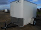 New Look 5X8 Cargo Trailer Stock #20452 Price: $2195