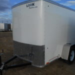 D&D Sales Cortez CO New Look 5X8 Cargo Trailer