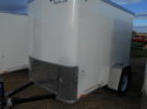 New Look 5X8 Cargo Trailer Stock #20455 Price: $2295