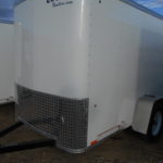 D&D Sales Cortez CO New Look Cargo Trailer 5X8