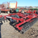 D&D Sales Cortez CO Used Dunham-Lehr 15' Roller Harrow
