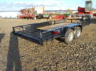 New Diamond T 83X16 ATV Trailer Stock# 21925