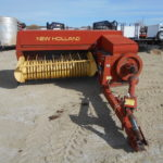 D&D Sales Cortez CO Used New Holland 320 Wire Baler
