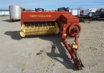 Used New Holland 320 Wire Baler Stock #606 Price: $2950
