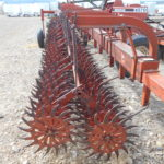 D&D Sales Cortez CO Used IHC 970 Rotary Hoe