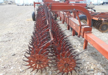 Used IHC 970 Rotary Hoe Stock #599 Price: $1550