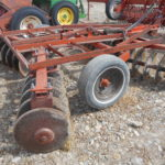 D&D Sales Cortez CO Used Amco 8' Tandem Disk