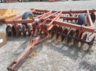 Used MF 11′ Tandem Disk Stock #470 Price: $2250