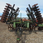 D&D Sales Cortez CO Used JD 630 Tandem Disk
