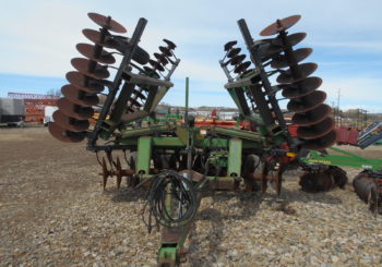 Used John Deere 630 Tandem Disk Stock #462 Price: $12500