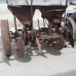 D&D Sales Cortez CO Used International 2 Row Potato Planter