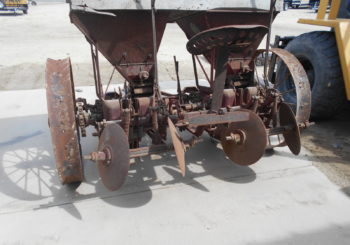 Used International 2 Row Potato Planter Stock #619