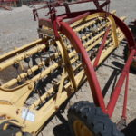 D&D Sales Cortez CO Used New Holland 258 Rake