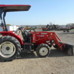 D&D Sales Cortez CO Used Branson 3510 4WD Tractor