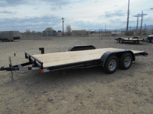 D&D Sales Cortez CO New Innovative 16X83 Car Hauler