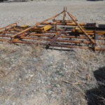 D&D Sales Cortez CO Used 12' 3-Point Spike Harrow