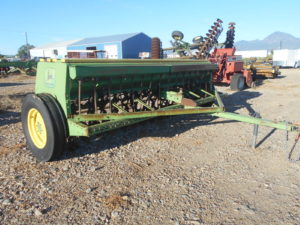 D&D Sales Cortez CO Used John Deere 8300 Drill