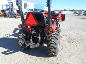 D&D Sales Cortez CO New Branson 2510H Tractor
