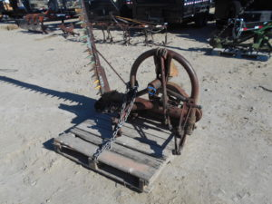 D&D Sales Cortez CO Used Ford 7' 3-Point Mower