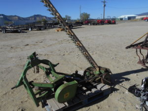 D&D Sales Cortez CO Used John Deere 9' 3-Point Mower