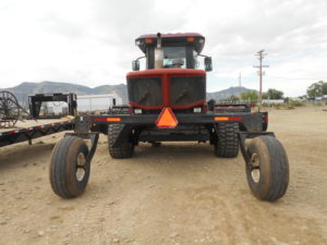 D&D Sales Cortez CO Used Greg 2003 McDon 9352 Windrower