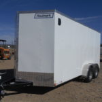 D&D Sales Cortez CO New Haulmark 7X16 Trailer - General Series