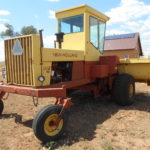 D&D Sales Cortez CO Used Hesston 1116 Windrower