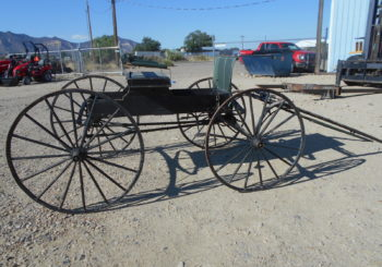 Used Dr's Buggy Stock #458 Price: $1250