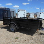 D&D Sales Cortez CO New Innovative 5X10 Landscape Trailer